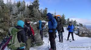recommended winter day hiking gear list section hikers backpacking