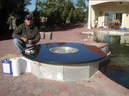 Granite Fire Pit by Index Of Build8