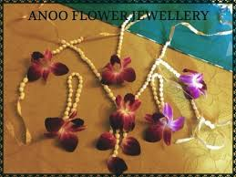flower jewellery anoo flower jewellery kharghar sector 10 real flower jewellery