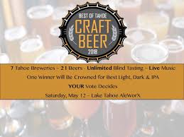 best light craft beers purchase tickets for best of tahoe craft beer event