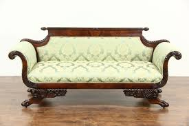 Viewpoint Leather Sofa by Sold Sofas Benches And Chairs Harp Gallery Antiques