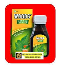 Obat Woods jual obat batuk woods herbal hijau 60 ml wr mandiri
