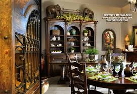 Tuscan Dining Room Ideas by Tuscan Home Decor Ideas Home And Interior