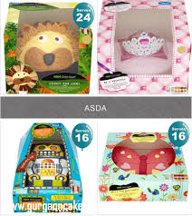 asda birthday cakes for boys