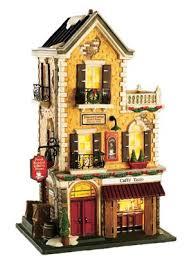 department 56 in the city caffe tazio home