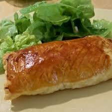 cuisine franc comtoise recette du feuilleté comtois au jambon cuisine franc comtoise