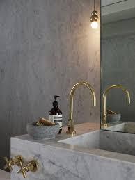 brass faucet placement studioilse bathroom ideas pinterest