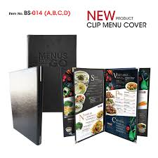 Restaurant Menu Covers Menus On The Go Restaurant Menu Covers