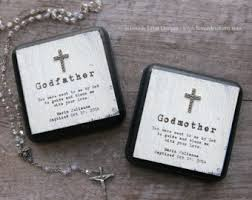 baptism gifts from godmother godparent keepsake etsy