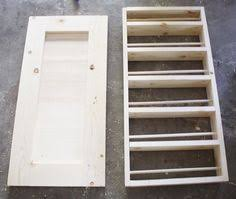 diy spice cabinet nail polish holder how to room baths