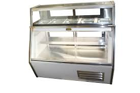 cooltech refrigerated 7 11 style deli meat case 36