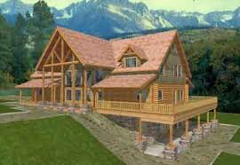 dream home source com log style house plan 2 beds 3 baths 4398 sq ft plan 117 111