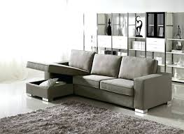 right hand chaise abbey leather sofa bed facing small left