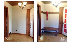 diy coat rack bench diy and bench photo with fabulous foyer bench