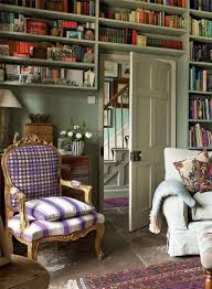 english home decor english home love the purple and white chair style english