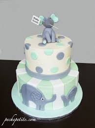 baby shower cakes atlanta boy gourmet custom peche petite