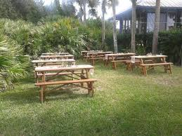 picnic table rentals wood picnic table rentals