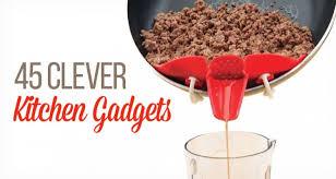 45 clever kitchen gadgets