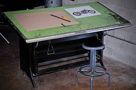 Steel Drafting Table Warehouse Industrial Of La Pratt Inc Hamilton Drafting