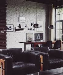 Black Leather Armchairs Black Leather Armchairs Foter