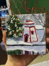 dartmouth christmas ornaments evgenia makogon fine art