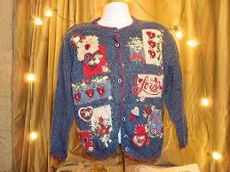 ugly christmas sweaters carla barrett