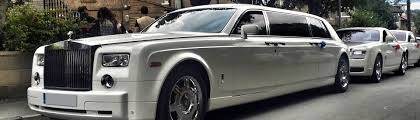 roll roll royce rolls royce phantom stretched limousine hire luxury car rental
