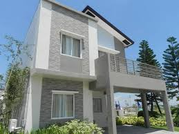 House Design Styles In The Philippines Chessa Single Home Gobahay