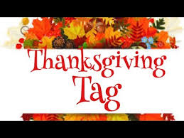 thanksgiving tag