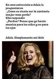 Adele Meme - adele meme by angiefoglio memedroid