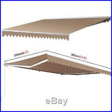 12 Awning Patio Awnings Canopies And Tents 12 U002710 U2032