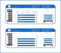 6 blank ticket template best templates