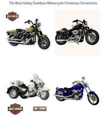 the best harley davidson motorcycle ornaments i