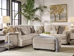 balboa modern beige microfiber living room sofa couch sectional