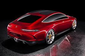 mercedes amg concept mercedes amg gt concept look review