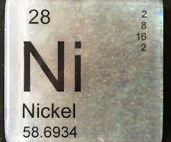 Ni On The Periodic Table Table Soap