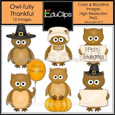 free owl fully thankful owls bundle color and b w welcome to