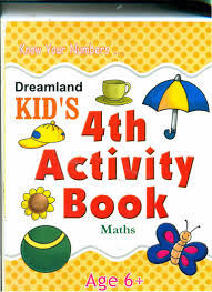 know your numbers for kids activity