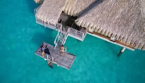 emerald overwater villa