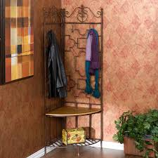 Coat Rack Bench 28 Corner Entry Bench Coat Rack Hall Tree Entryway Bench With