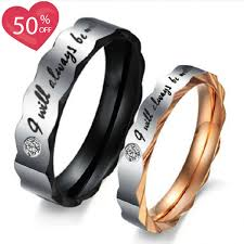 couple rings titanium images Couple rings jpg