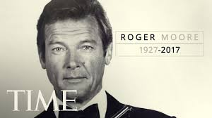 roger moore in memoriam james bond actor roger moore time youtube