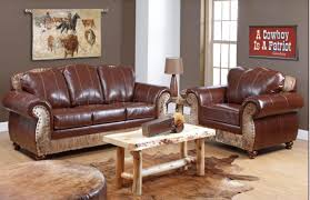 tri tone top grain leather classic chair u0026 sofa set w options