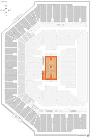 syracuse basketball seating chart socialmediaworks co carrier dome syracuse seating guide rateyourseats com