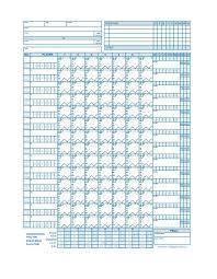 30 printable baseball scoresheet scorecard templates template lab