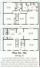 5 bedroom modular homes 5 bedroom modular homes floor plans all