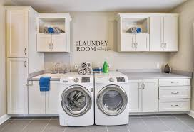 White Cabinets For Laundry Room Laundry Room Cabinets To Maximize Your Space Comfortable Recous