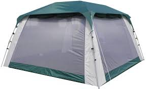 Tent Awning Amazon Com Screen Tent With Awnings And Side Walls