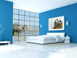 blue painted bedrooms blue wall painting cool bedroom ideas walls royal dark white paint