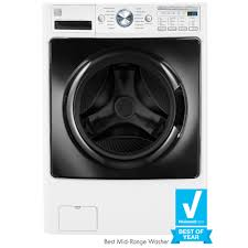 kenmore elite 41582 4 5 cu ft front load washer with steam
